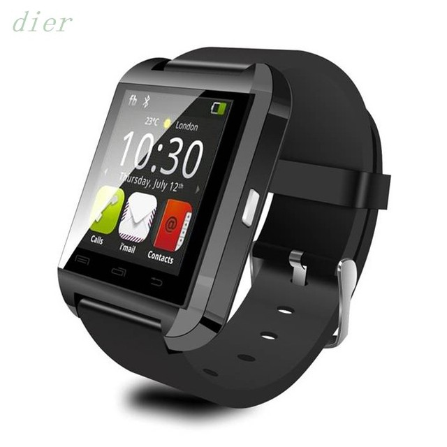 Cool Wearable Device Bluetooth Smart Watch Smart Watch Android Mens Sport Digital Watch For