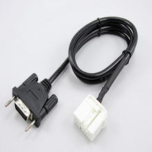 Yatour жгут проводов кабель для honda acura bluetooth автомобильный