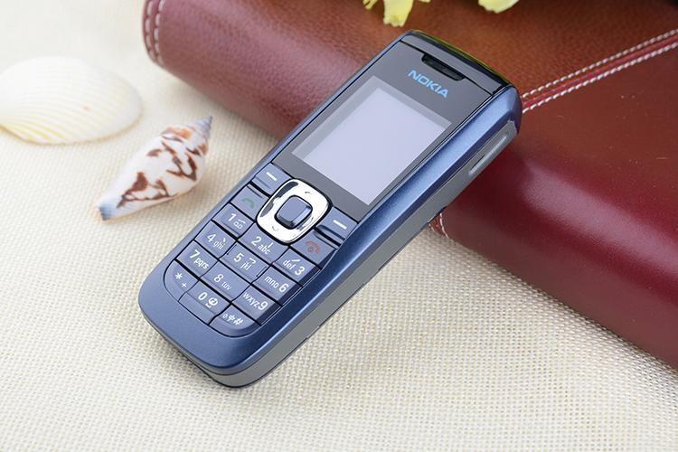 Refurbished Original Unlocked Nokia 2610 the Cheapest multi-language Cellphone white 9