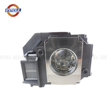 Compatible projector lamp ELPLP58 For EPSON EB-S10 / EB-S9 / EB-S92 / EB-W10 / EB-W9 / EB-X10 / EB-X9 / EB-X92 / EX3200 / EX5200 high quality elplp58 v13h010l58 replacement projector lamp with housing for epson eb s10 eb s9 eb s92 eb w10 eb w9 eb x10