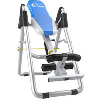 Pliable Table D'inversion Chiropratique Retour Soulagement de La Douleur Thérapie Équipement de Conditionnement Physique Exercice Heavy Duty 300 Lbs Charge-portant