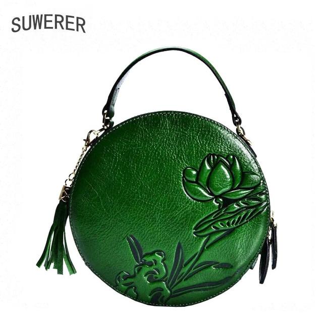 2019 new Genuine Leather women bags for women luxury women handbags Chinese style designer tote handbags women famous brands