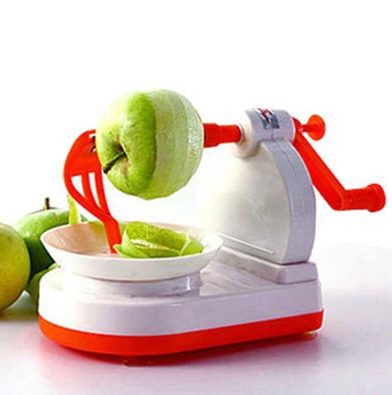 Freeshipping 1set Multifunction automatic apple peeler fruit peeler frying manual knife peeler fruits planing Creative Home