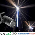NEW 2017 Total 5W LED White Beam Pinspot Light Spotlight Super Bright Lamp Mirror Balls DJ Disco Effect Stage Lighting for KTV