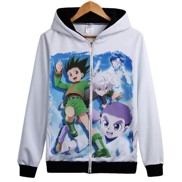 Hunter X Hunter hoodie Top Quality