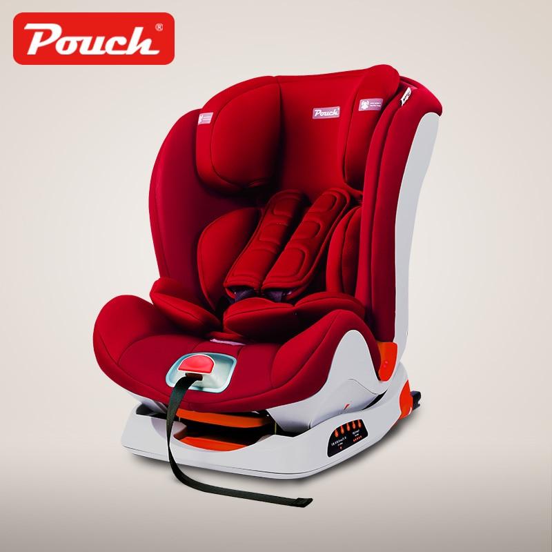 Pochette réglable bébé sièges auto KS02 II sécurité enfant siège auto pour 9 mois-12 ans