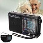 New Arrival 1pc Portable Full World Band Radio Mono Channel DSP FM Stereo/MW/SW Radio Receiver Mayitr
