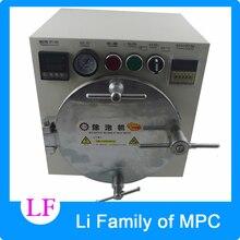 Mini Autoclave Bubble Remover OCA Adhesive Sticker LCD Air Bubble Remove Machine for Glass Refurbishment cell phone