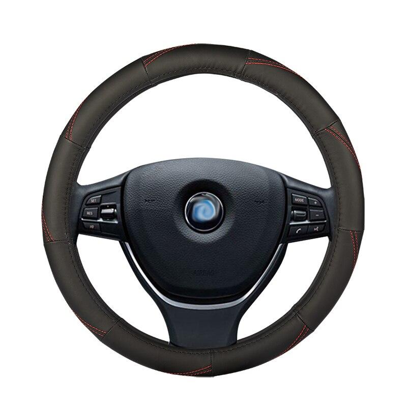Housse de volant de voiture accessoires intérieurs pour chevrolet trailblazer trax citroën c3 aircross dacia dokker duster logan 2