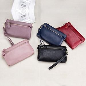 Image 5 - CICICUFF السيدات حقيبة ساع حقيقية الجلود العلامة التجارية النساء صغيرة حقيبة صغيرة الأزياء Crossbody حقائب للنساء يوم جديد براثن