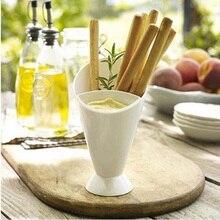 Конус для картофеля фри, салата, ныряния, кухни, чашки для ресторана, картофеля, настольный инструмент, ассорти, соус для кетчупа джема, миска для погружения