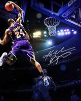 52 Kobe Bryant LA Lakers NBA MVP 24 X30 Poster