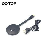 DOITOP HDMI Media Streamer Video Dijital Sem Fio Com Suporte de Tela 1080 p HD Imagem Inteligente Kablosuz HDMI Ekran