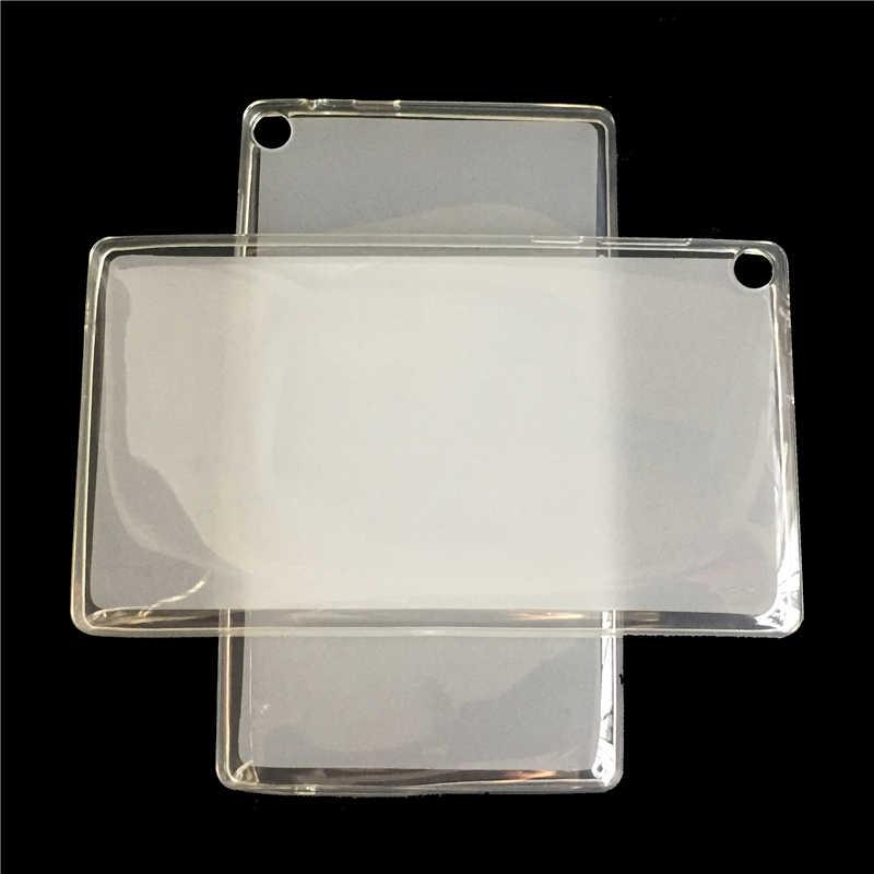 GUKEEDIANZI Tablet kılıf sadece Lenovo Tab 2 Tab2 A7-30HC A7-30TC A7-30DC yumuşak TPU mat taşınabilir koruyucu kapak A7-20F