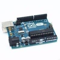P2 10pcs Arduino UNO R3 Official UNO R3 ATMega328P ATMEGA16U2 Lv