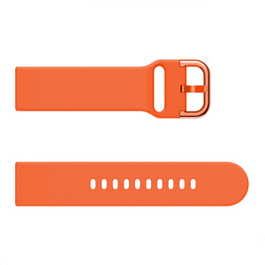Image 5 - Silikon saat kayışı Kayışı Garmin Vivoactive 3 Müzik/Forerunner 645 245 245M akıllı bilezik Spor Watchband Correa Bant
