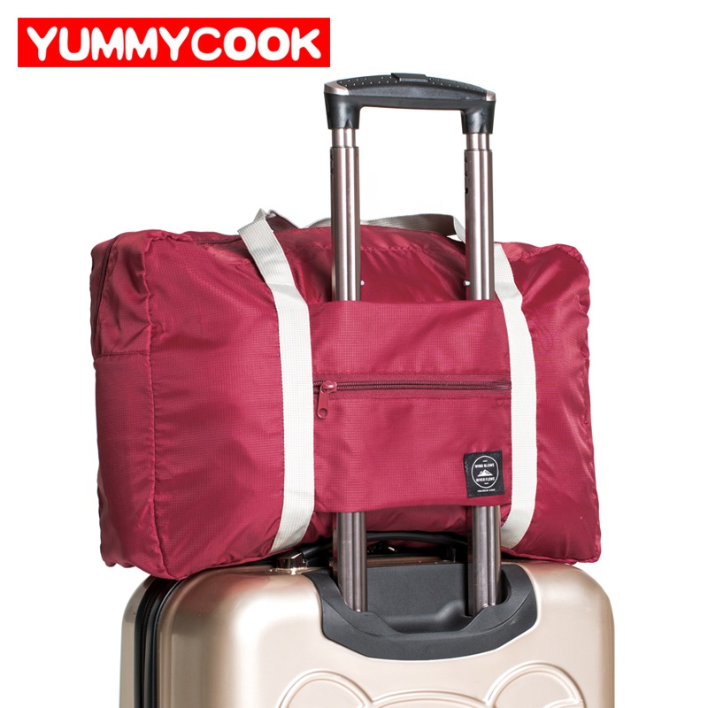 Große Casual Reisetaschen Kleidung Gepäckaufbewahrung veranstalter Sammlung Beutel Fällen Koffer Zubehör Liefert Sachen Produkt
