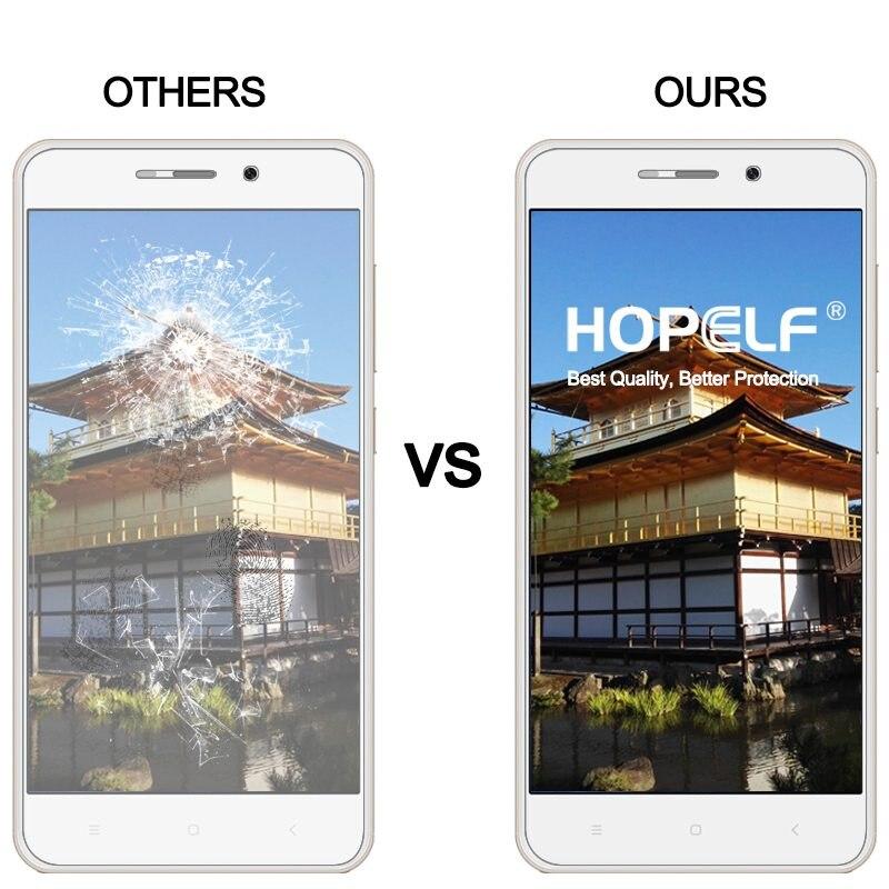 Image 4 - 2 шт HOPELF закаленное стекло для Xiaomi Redmi 4A стекло Защитная пленка для телефона для Xiaomi Redmi стекло 4A закаленное-in Защитные стёкла и плёнки from Мобильные телефоны и телекоммуникации on