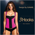 Hot Sale Women's Sexy Steel Boned Corsets High Waist Body Shaper Steel Cincher Corselet Lingerie