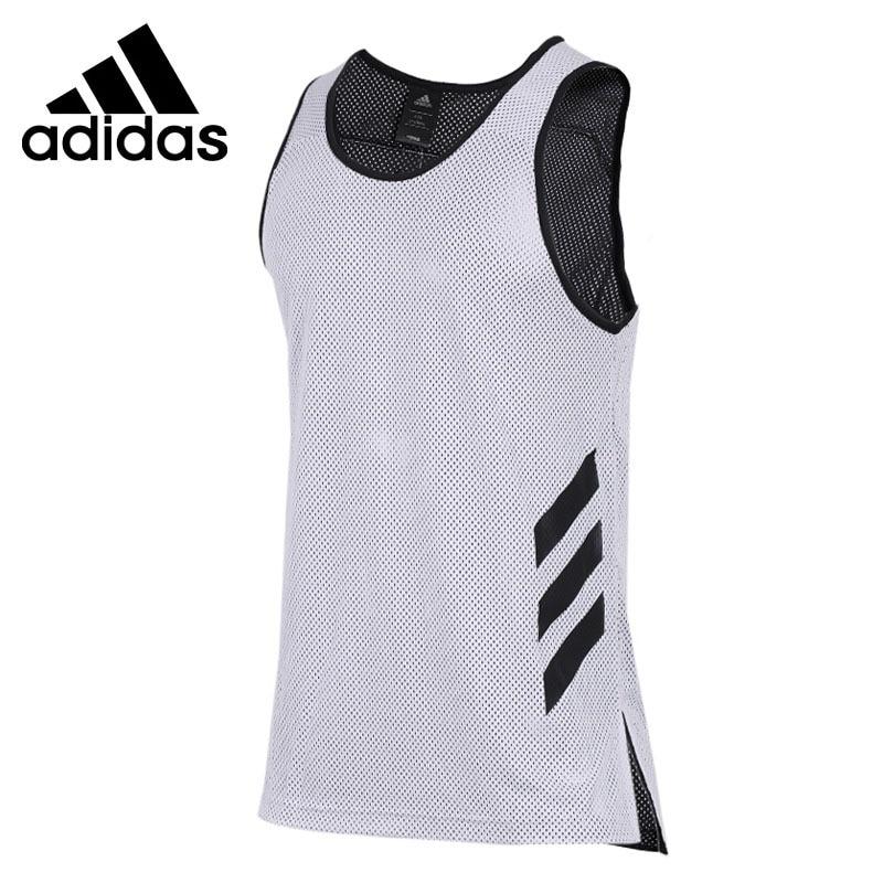Original New Arrival 2018 Adidas ACCELERATE TANK Men's T-shirts Sleeveless Sportswear брюки accelerate tight