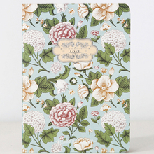 2pcs/Lot Creative Nature Flower Collection Notebook Travel Journal Diary Exercise Note Notepad Gift School Supplies 2017 New