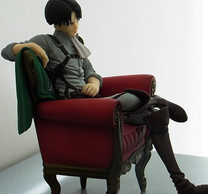 Side Levi Ackerman Figure
