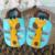 Historieta de los Bebés Niñas Infantiles Zapatillas 0-18 Nuevo Estilo Primeros Caminante Antideslizante de Cuero Genuino Niños zapatos scarpe neonato