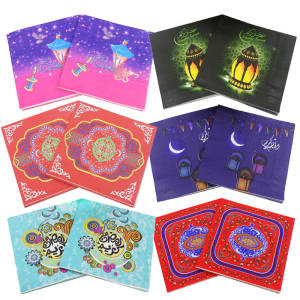 joy-enlife Decoration Disposable Napkins Party Supplies