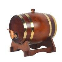 Free shipping 3L Wine oak barrels of wine barrels red wine barrels storage cask wine wooden casks