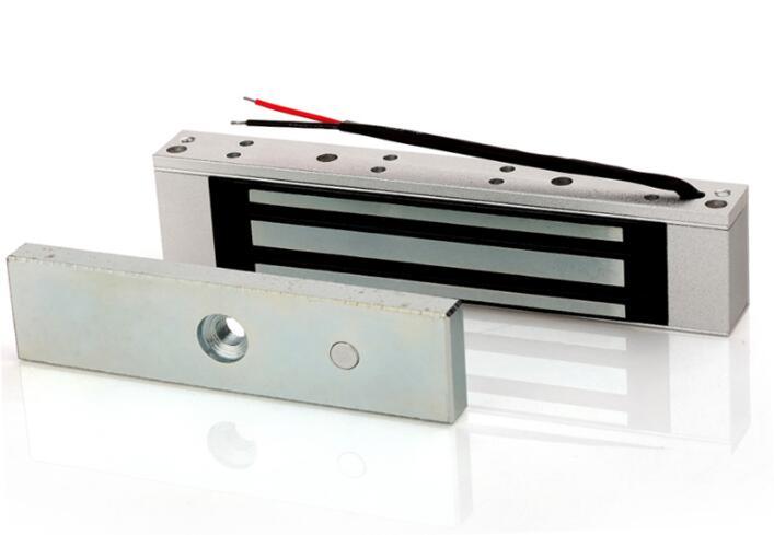 access control Single Door 12V Electric Magnetic Lock, 180kg, use for wooden door ,fire door ,Holding Force: 180kg(350lbs) 5 packs 180kg 350lb 12v electro magnetic door lock holding force access control