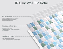 Living Room 3D WallPape Panel Stickers Brick Wallpaper for Kids Room Bedroom Home Decor 3D Wall Covering Self adhesive Wallpaper