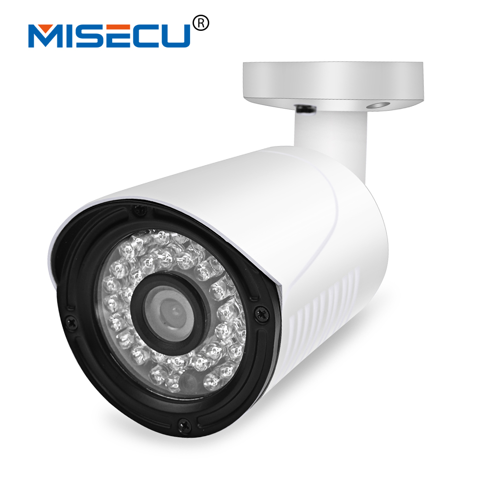 MISECU Hot 4 0MP H 265 H 264 48V POE Hi3516D OV4689 Onvif IP Camera 1