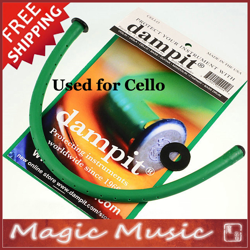Free shipping Dampit Cello Humidifier Protect Cello from Cracking Made in the United States