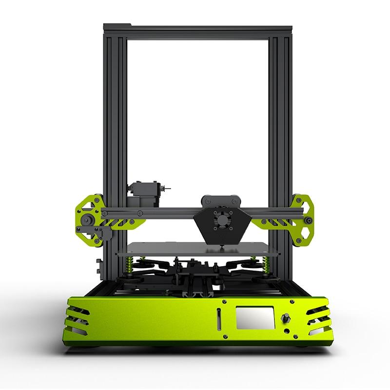 Kit d'imprimante 3D TEVO Tarantula Pro kit d'imprimante 3D d'extrusion d'aluminium imprimante 3D carte SD LCD WiFi en option