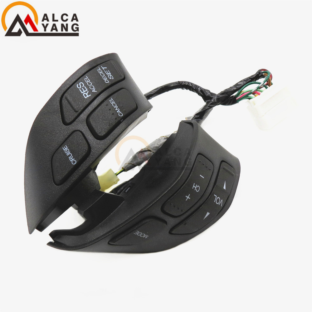 NEW Auto Replacement Part 35880-SDB-A01ZA 35880-SDB-A01 Front Steering Wheel Audio Control Switch For Honda Accord 2003-2007