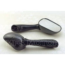 Carbon Motorcycle Parts Rearview Mirrors For Honda CBR600 F2 91-94 CBR1000F 93-96 VFR 750F 94-97 VFR 800F 98 99