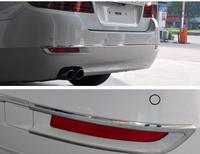 2014 2015 Rear Trunk Lid Cover Rear Fog Light Cover For BMW 5 Series F10