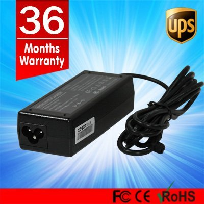 10PCS :2012 hot sell product : 65w Laptop power supply for Lenovo 20V 3.25A 5.5mm 2.5mm + AC cable