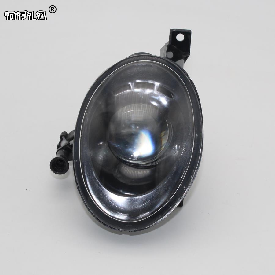Right Side Car Light For VW Golf A6 MK6 Plus 2009 2010 2011 2012 2013 2014 Car-styling Front Fog Light Fog Lamp With Convex Lens car usb sd aux adapter digital music changer mp3 converter for volkswagen beetle 2009 2011 fits select oem radios