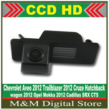 Chevrolet 2012 Camera Rearview