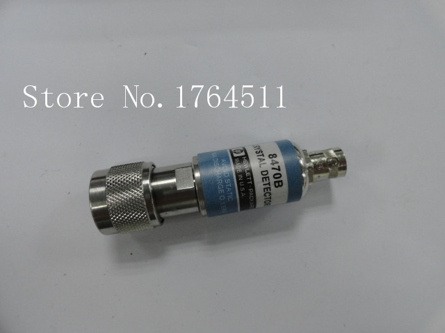 [BELLA] ORIGINAL 8470B 0.01-18GHz + 0.3dB N-BNC Coaxial Detector