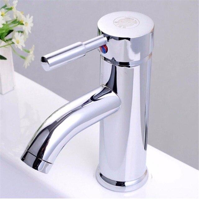 Bathroom Faucet Vesssel Sink Basin faucet Mixer Tap Single Handle ...