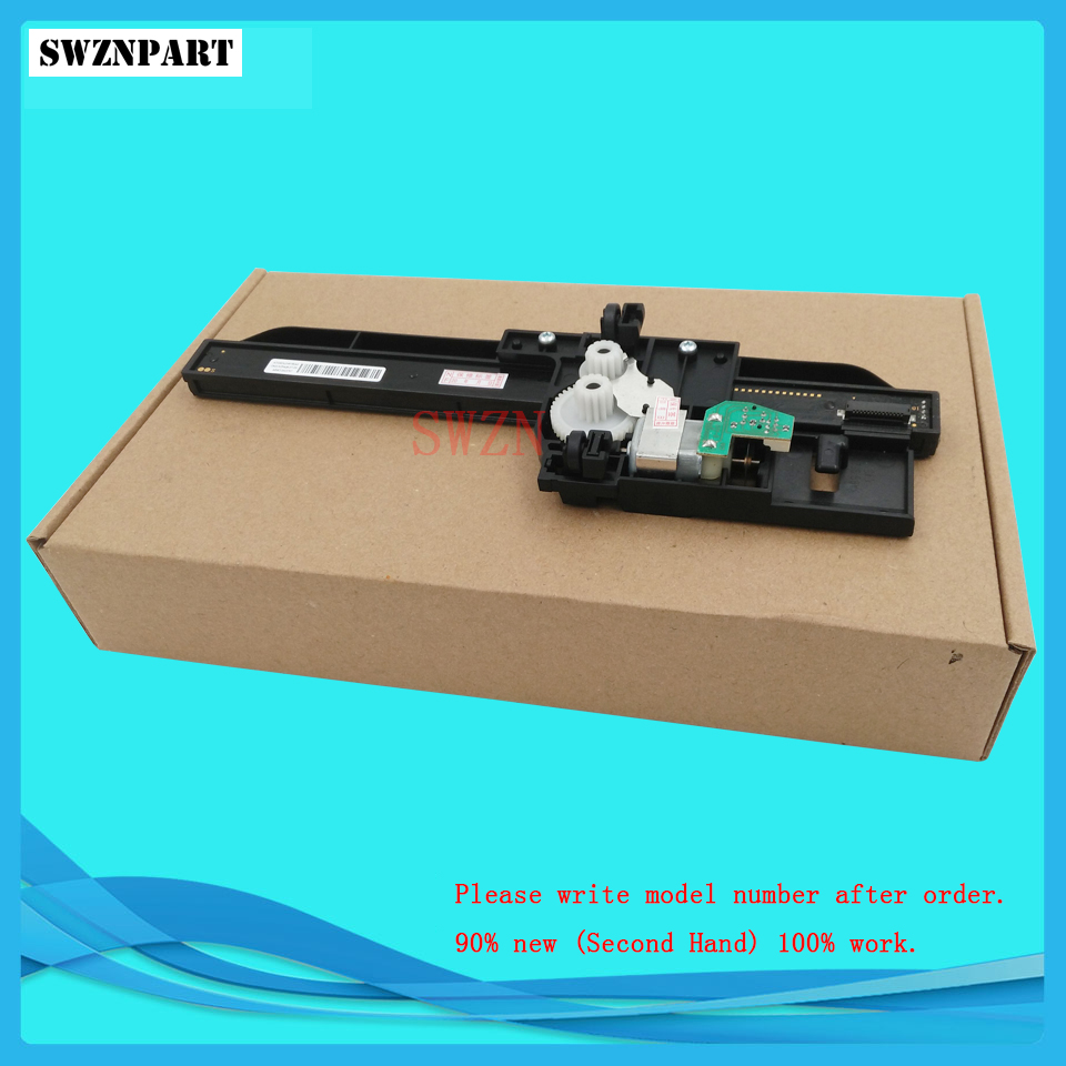 Image 3 - Flatbed Scanner Drive Assy Scanner Head Asssembly for HP M1130 M1132 M1136 1130 1132 1136 4660 4580 CE847 60108 CE841 60111-in Printer Parts from Computer & Office