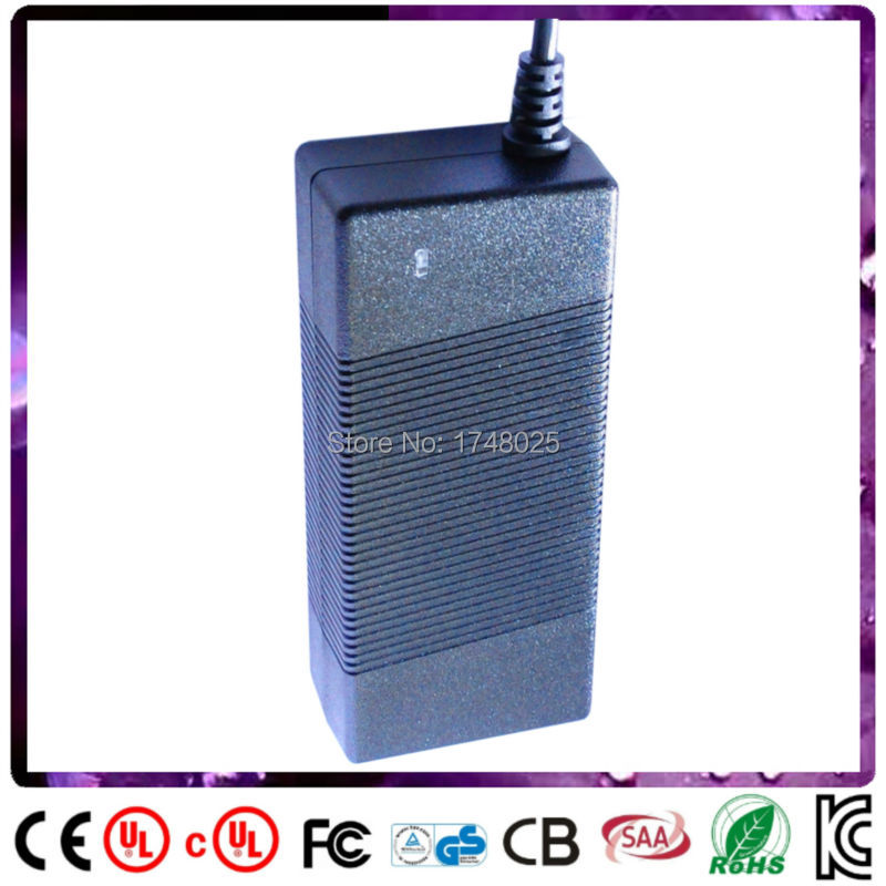 Free shipping <font><b>32v</b></font> 2a ac dc power <font><b>adapter</b></font> 64W Adaptor Desktop C8 AC 5.5x2.1mm 0.9m DC cable Power Supply transformer image