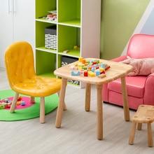 Детское кресло из цельного дерева, детское кресло, низкий стул, детский сад, обучение в письменной форме, Маленькое кресло, домашняя спинка дивана, стул