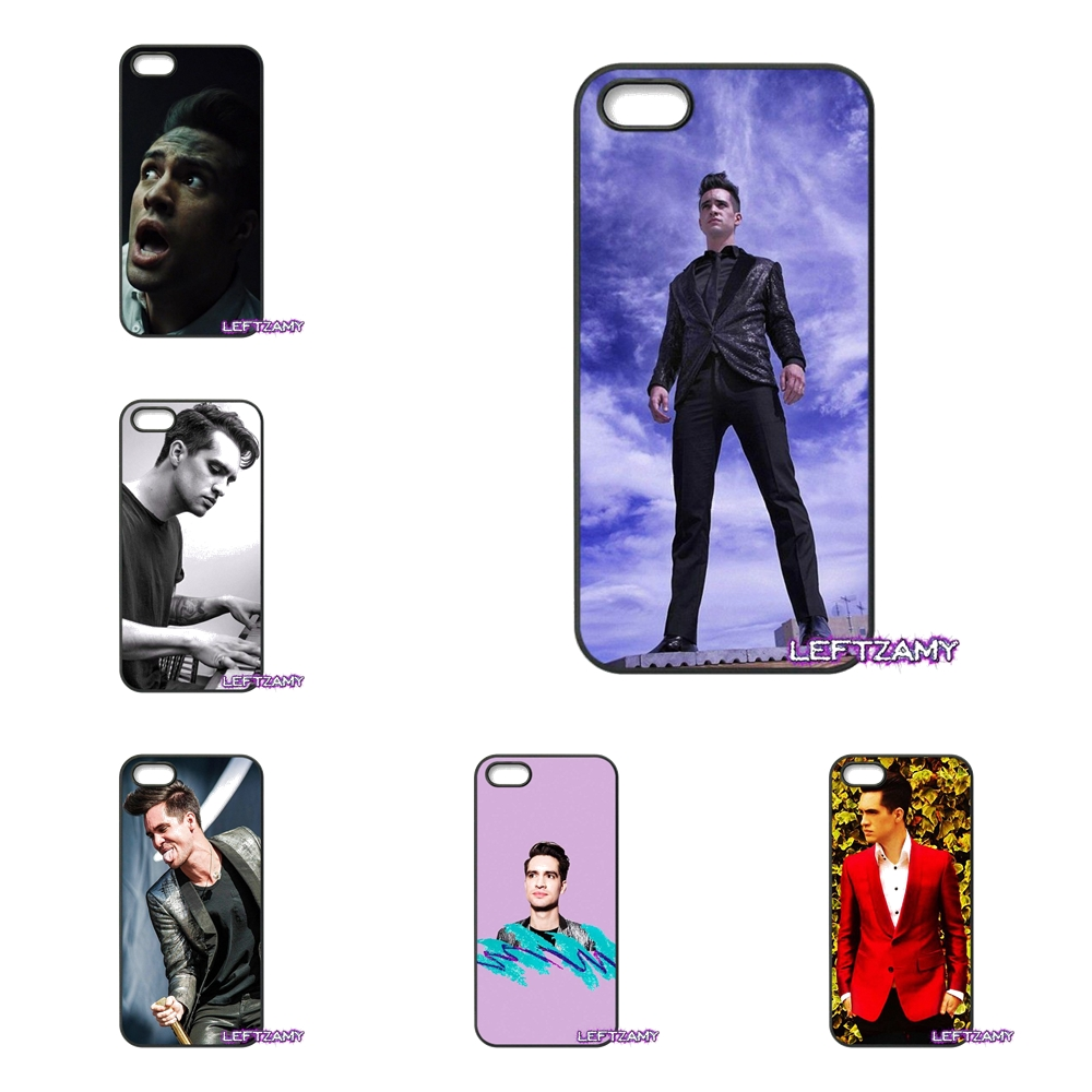 Brendon urie Panic! at the Disco Phone Case Cover For Lenovo A2010 A6000 S850 K3 K4 K5 K6 Note Samsung Galaxy J1 J2 2015 2016