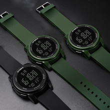 SYNOKE Men Watch Sport Digital Watch Minimalist Wristwatch Clock Wateroroof Watches Relogio Masculino LED Male Gift For Men