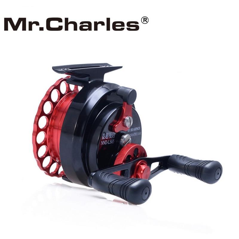 Mr.Charles Novi NND-LS65 Omjer prijenosa 3.6: 1 Aluminijski prednji - Ribarstvo - Foto 4