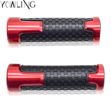 Motorcycle CNC handlebar grips Product For Piaggio Vespa GTS LX LXV Sprint Primavera 50 125 250 300 GTS 300ie S 50 Handle Grips