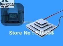 Módulo enfriador termoeléctrico SXDOOL peltier de 4 etapas, TEC4 24603, 3a, 14,6 V, 6,8 W, 15x15, 20x20, 30x30, 40x40, garantía del fabricante